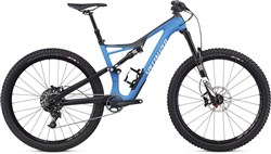 "Specialized Stumpjumper FSR Comp Carbon 27.5"" Mountain Bike 2017 - Full Suspension MTB"