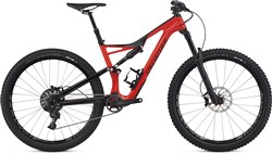 "Product image for Specialized Stumpjumper FSR Expert Carbon 27.5"" Mountain Bike 2017 - Trail Full Suspension MTB"