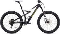 "Product image for Specialized Stumpjumper FSR Expert Carbon 6Fattie 27.5""+  Mountain Bike 2017 - Full Suspension MTB"