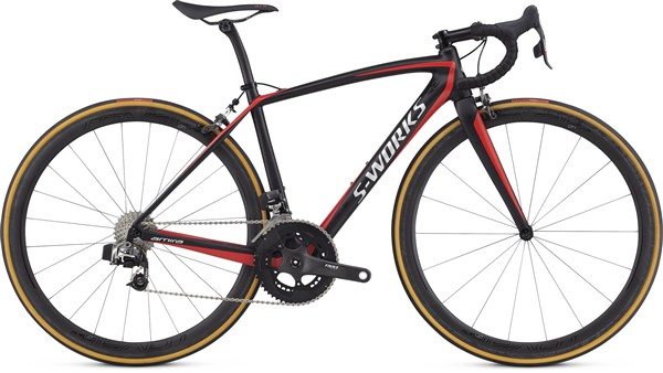 Image of Specialized S-Works Amira eTap Womens 700c 2017 - Road Bike