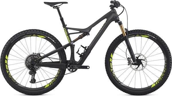 Specialized S-Works Camber 29er Mountain Bike 2017 - Full Suspension MTB