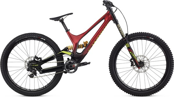 "Specialized S-Works Demo 8 27.5"" Mountain Bike 2017 - Downhill Full Suspension MTB"