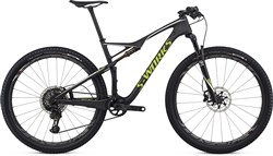 Specialized S-Works Epic FSR World Cup 29er Mountain Bike 2017 - Full Suspension MTB