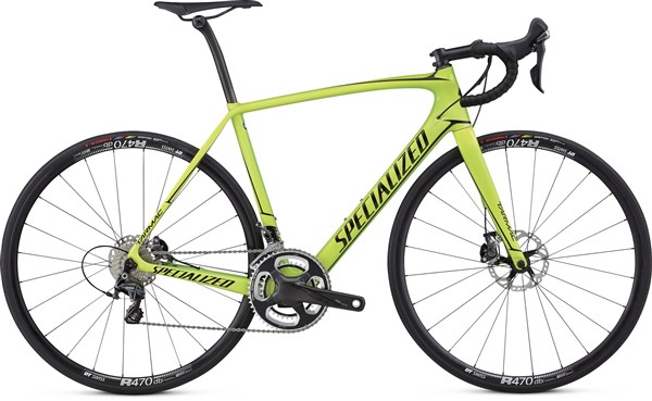 Image of Specialized Tarmac Expert Disc 700c 2017 - Road Bike