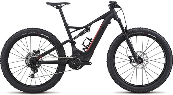"Image of Specialized Turbo Levo FSR 6Fattie 27.5"" 2017 - Electric Bike"
