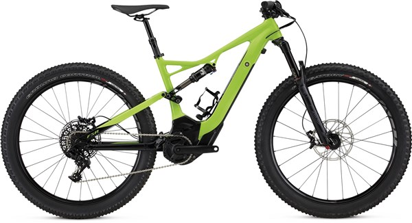 "Specialized Turbo Levo FSR Comp 6Fattie 27.5"" 2017 - Electric Bike"
