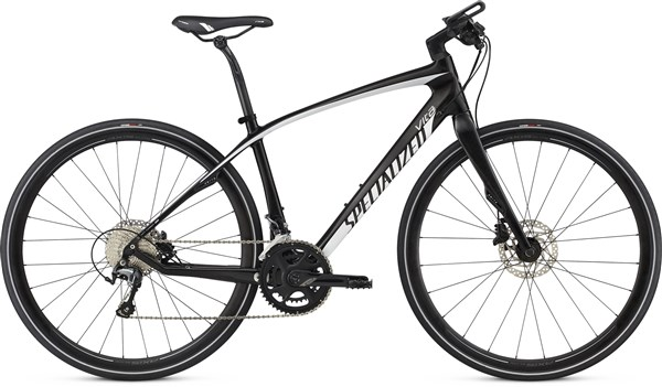 Image of Specialized Vita Comp Carbon Womens 700c 2017 - Hybrid Sports Bike