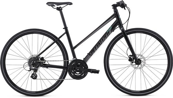 Image of Specialized Vita Disc Step Through Womens 700c 2017 - Hybrid Sports Bike