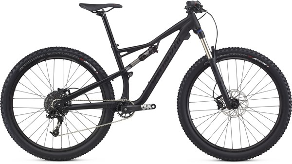 "Specialized Womens Camber 27.5"" Mountain Bike 2017 - Trail Full Suspension MTB"