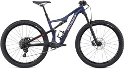 "Specialized Womens Camber Comp Carbon 27.5"" Mountain Bike 2017 - Full Suspension MTB"