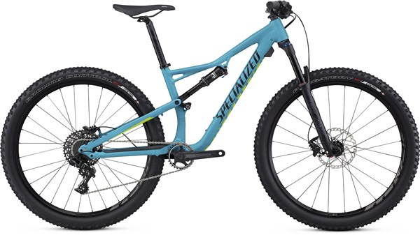 "Image of Specialized Womens Camber Comp 27.5"" Mountain Bike 2017 - Full Suspension MTB"