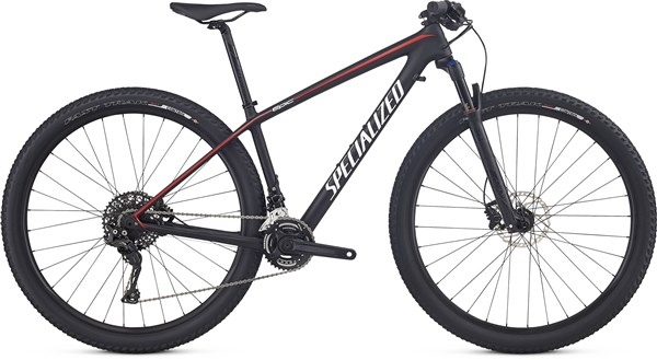 Image of Specialized Womens Epic HT Comp Carbon 29er Mountain Bike 2017 - Hardtail MTB