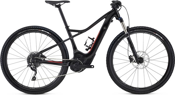 Image of Specialized Womens Turbo Levo Hardtail 29er 2017 - Electric Bike