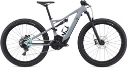 "Specialized Womens Turbo Levo Short Travel FSR 6Fattie 27.5""  2017 - Electric Mountain Bike"