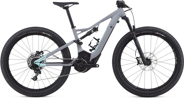 "Image of Specialized Womens Turbo Levo Short Travel FSR 6Fattie 27.5"" 2017 - Electric Bike"