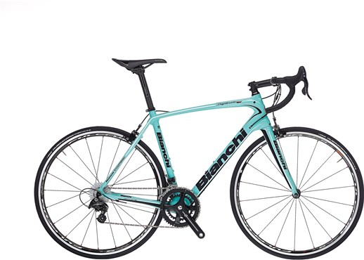 Image of Bianchi Infinito CV Potenza 2017 - Road Bike