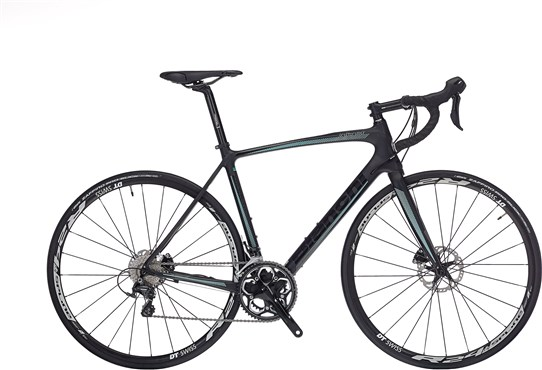 Image of Bianchi Intenso Disc Ultegra 105 2017 - Road Bike