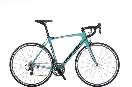 Image of Bianchi Intenso Ultegra 2017 - Road Bike