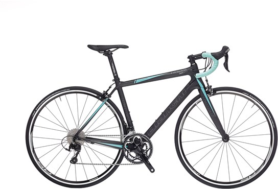 Image of Bianchi Intrepida Dama Bianca 105 2017 - Road Bike