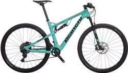 Bianchi Methanol 9.2 FS - X01/X1 29er Mountain Bike 2017 - XC Full Suspension MTB