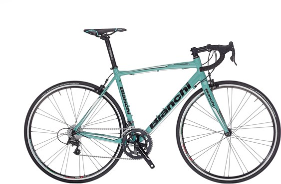 Bianchi Via Nirone 7 Xenon 2017 - Road Bike