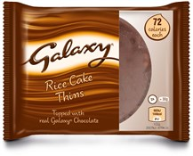 Product image for Galaxy Rice Cake Pk2 - Box of 11