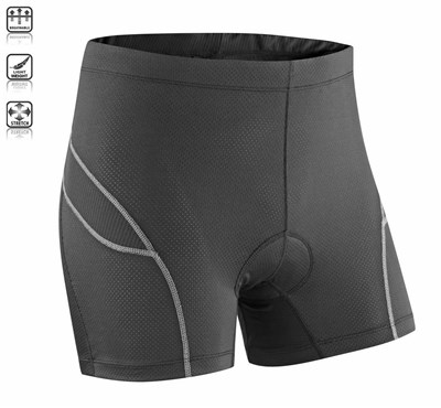 Tenn Ladies Deluxe Padded Boxer Shorts Cycling Undershorts SS16