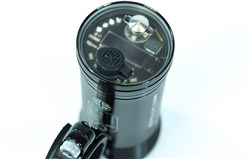 Exposure Strada 1200 Road Specific Front Light Inc Remote Switch - With DayBright Mode