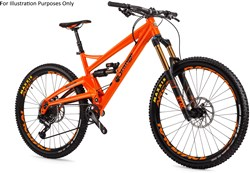 "Orange Alpine 6 Factory 27.5"" Mountain Bike 2017 - Full Suspension MTB"