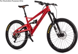 "Orange Alpine 6 Pro 27.5"" Mountain Bike 2017 - Full Suspension MTB"