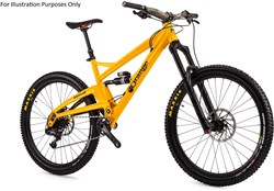 "Orange Alpine 6 RS 27.5"" Mountain Bike 2017 - Full Suspension MTB"