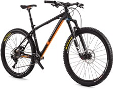 "Orange Clockwork Evo Pro 27.5"" Mountain Bike 2017 - Hardtail MTB"