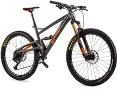 "Orange Four Factory 27.5"" Mountain Bike 2017 - Full Suspension MTB"