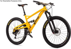 "Product image for Orange Four RS 27.5"" Mountain Bike 2017 - Full Suspension MTB"