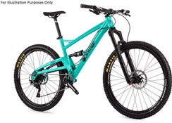 "Product image for Orange Four S 27.5"" Mountain Bike 2017 - Full Suspension MTB"