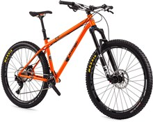 "Orange P7 Pro 27.5"" Mountain Bike 2017 - Hardtail MTB"