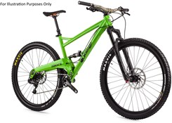 Product image for Orange Segment RS 29er Mountain Bike 2017 - Full Suspension MTB