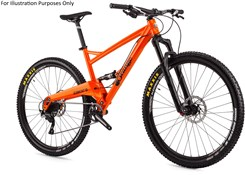 Product image for Orange Segment S 29er Mountain Bike 2017 - Full Suspension MTB