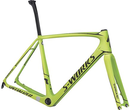 Image of Specialized S-Works Tarmac Disc Frameset 2017