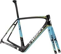 Specialized S-Works Tarmac Astana Team Frameset 2017