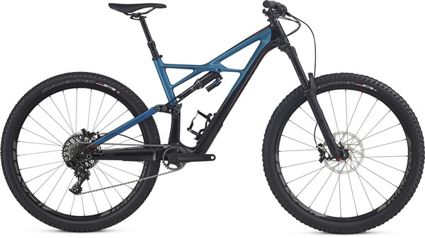 Image of Specialized Enduro Elite Carbon 29/6Fattie 29er Mountain Bike 2017 - Full Suspension MTB