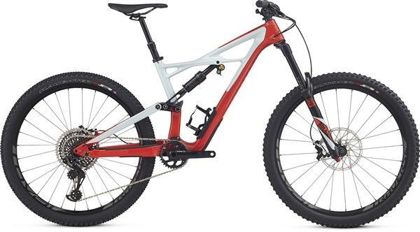 "Image of Specialized Enduro Pro Carbon 27.5"" Mountain Bike 2017 - Full Suspension MTB"