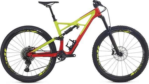 Specialized S-Works Enduro 29/6Fattie 29er 2017