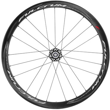 Fulcrum Racing Quattro 40mm Carbon Disc Wheelset