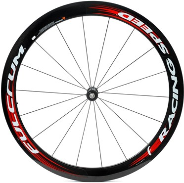Image of Fulcrum Racing Speed Carbon Tubular Alloy Hub Road Wheelset
