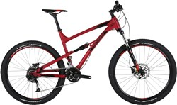 "Polygon Siskiu D5 27.5"" Mountain Bike 2017 - Full Suspension MTB"