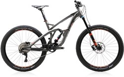 "Polygon Collosus N6 27.5"" Mountain Bike 2017 - Full Suspension MTB"