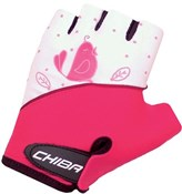 Product image for Chiba Girls Mitts Short Finger Gloves SS16