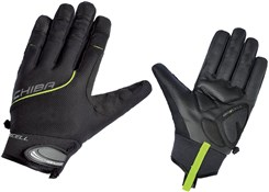 Chiba BioXCell Full Fingered Touring Gloves SS16