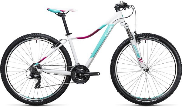 "Image of Cube Access WLS 27.5"" Womens  Mountain Bike 2017 - Hardtail MTB"